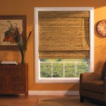Nice Bamboo Window Blinds