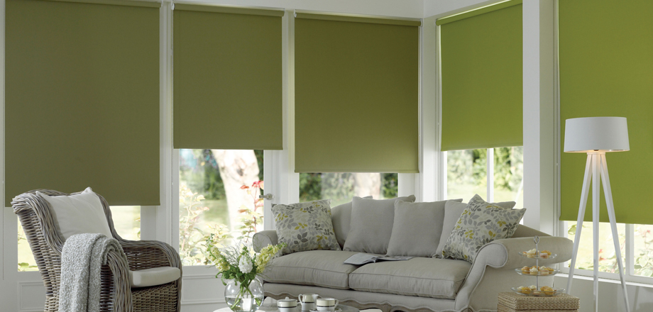 Green Blinds Direct