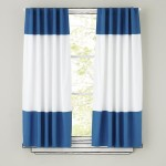 Nice Blue And White Curtains