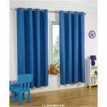 Amazing Blue Curtains