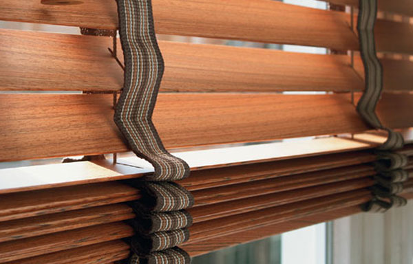Very Cheap Faux Wood Blinds