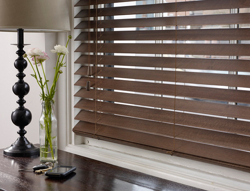 Alluring Cheap Wooden Blinds