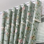 Charming Country Plaid Curtains