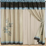 Pattern Curtain Design