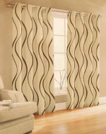 Curly Curtain Designs