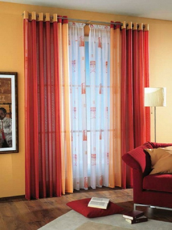 Dazzling Curtain Ideas
