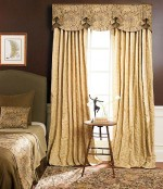 Refined Curtain Valance
