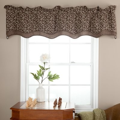 Resplendant Curtain Valances
