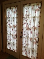 Good Looking Curtains For French Doors