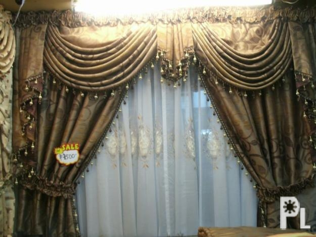 Elegant Curtains For Sale 2016