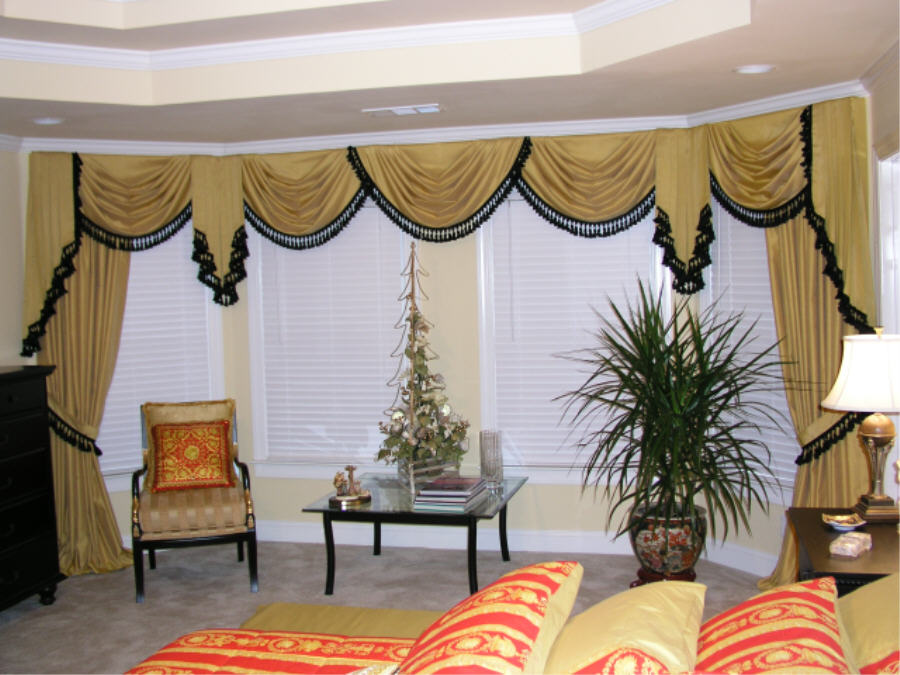 Dazzling Custom Window Treatments