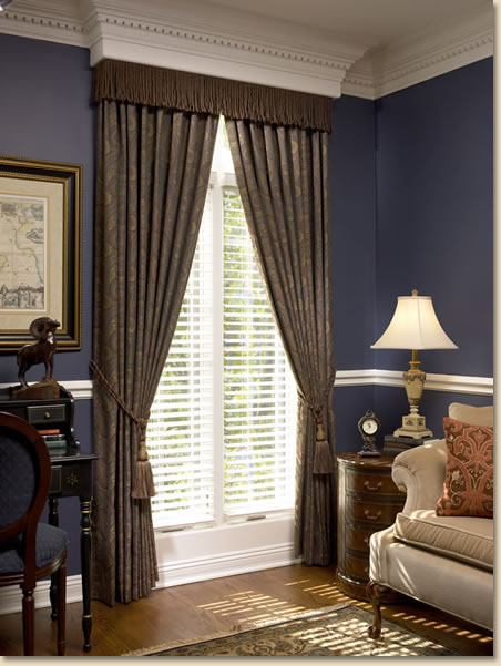 Amazing Designer Window Treatments