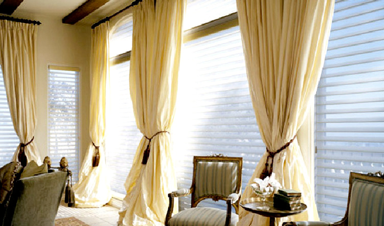 Gorgeous Draperies And Curtains