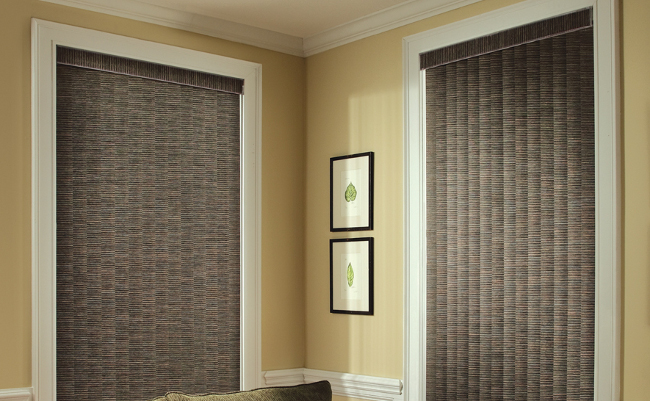 Classy Fabric Vertical Blinds
