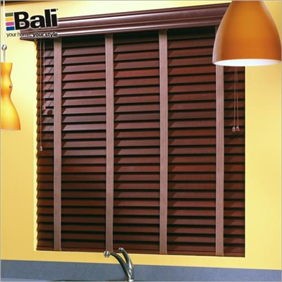 Classy Faux Wooden Blinds