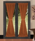Fair French Door Curtains