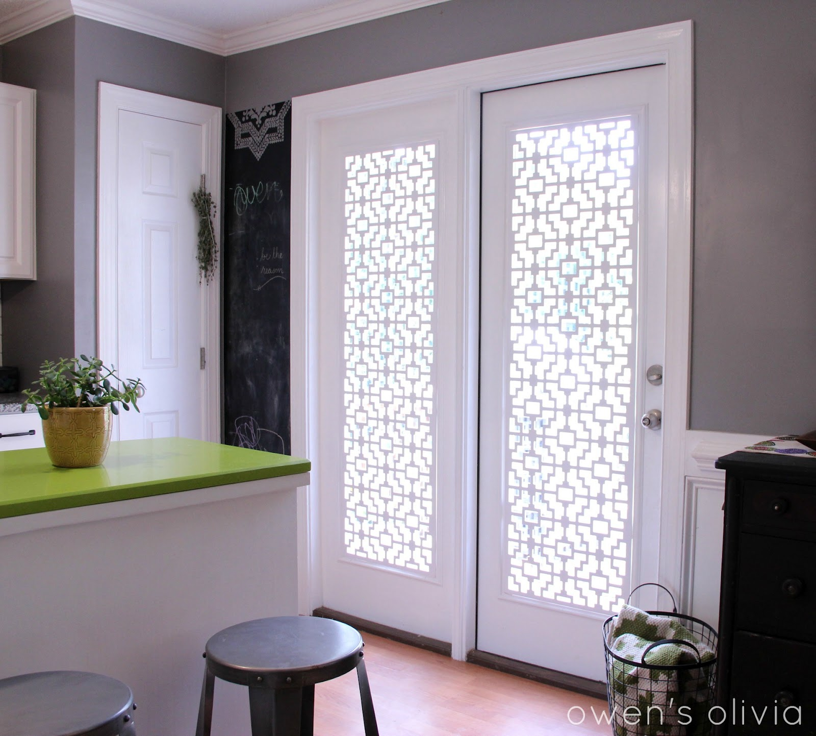 Best French Door Window Treatments