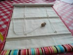 Lovely How To Make A Roman Blind