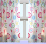 Nice Kids Bedroom Curtains