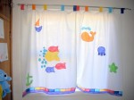 Adorable Kids Room Curtains