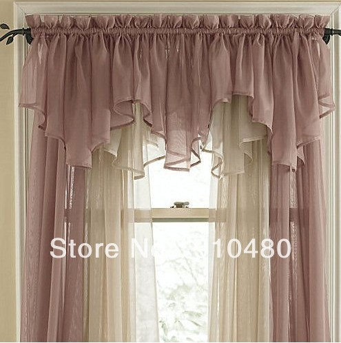 Purple Kitchen Curtains And Valances