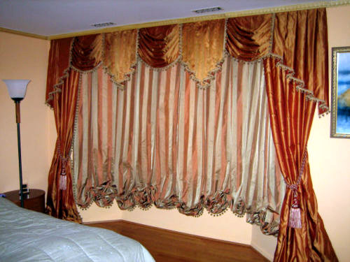 Shapely Kitchen Curtains Valances