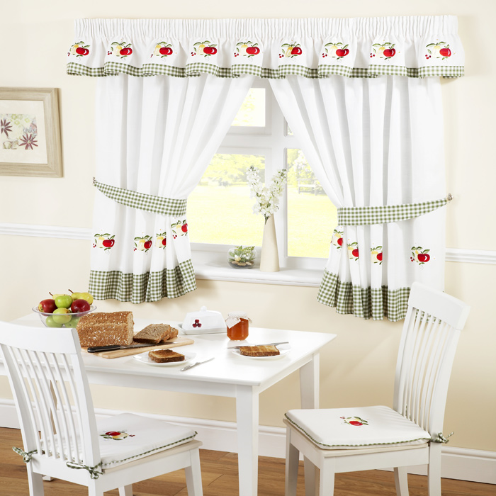 Cute Kitchen Window Curtains