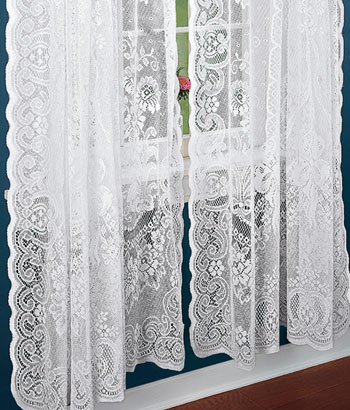 cheap lace curtains