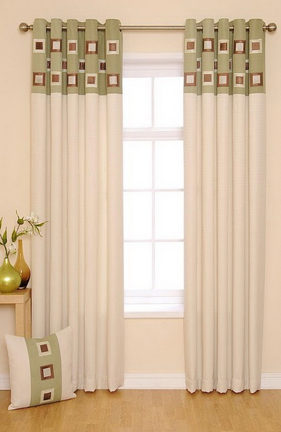 Grand Living Room Curtains