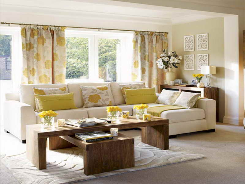 Great Living Room Window Treatments
