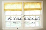 Cool Making Roman Blinds