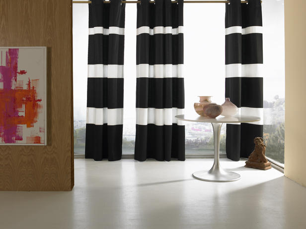 Unique Modern Window Curtains