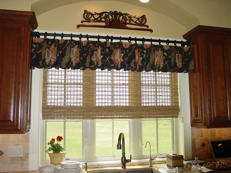 Wooden Pictures Of Window Treatments