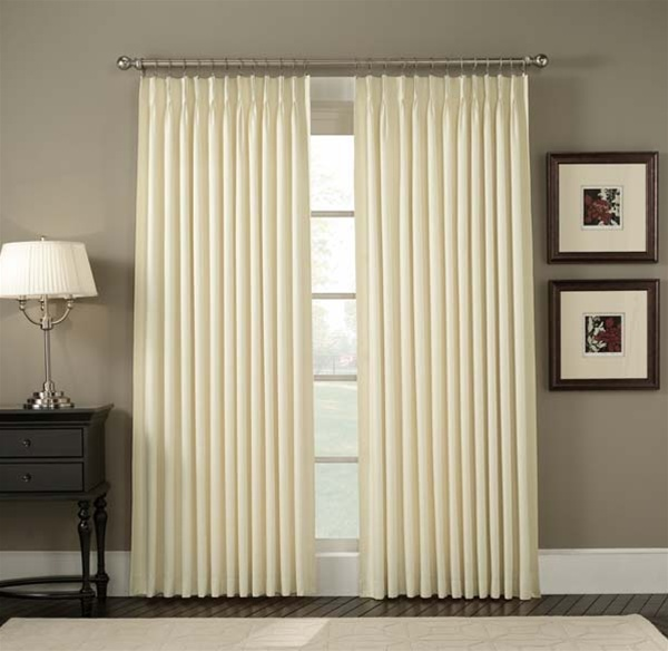 Classy Pleated Blinds