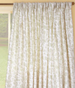 Charming Pleated Curtains