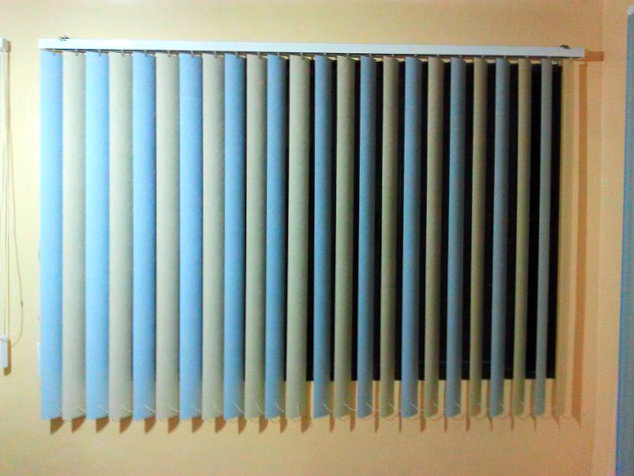 Comely Pvc Vertical Blinds