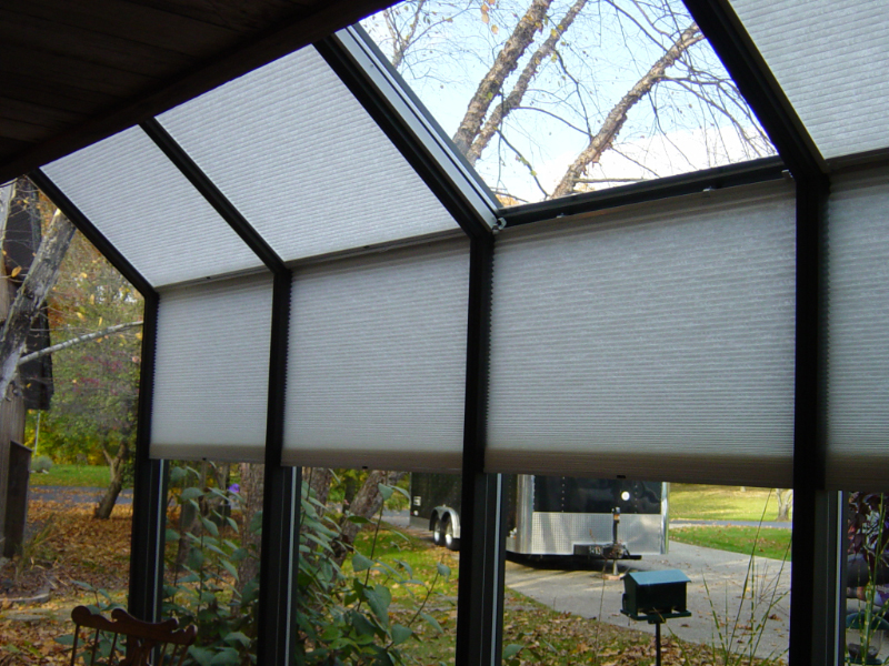 Graceful Skylight Window Shades
