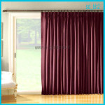 Gorgeous Sliding Door Curtains