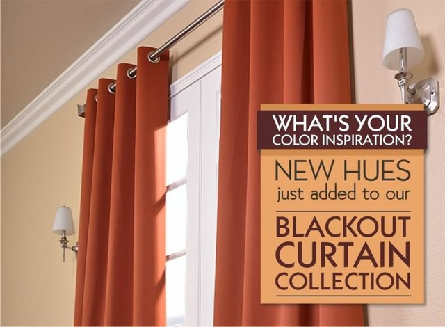 Amazing Thermal Blackout Curtains