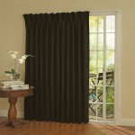 Green Thermal Door Curtain