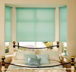 Light Green Types Of Window Blinds