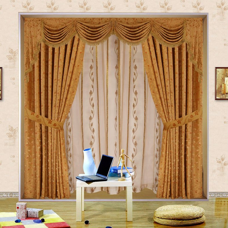 Ravishing Valance Curtains