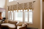 Delicate Valances Window Treatments