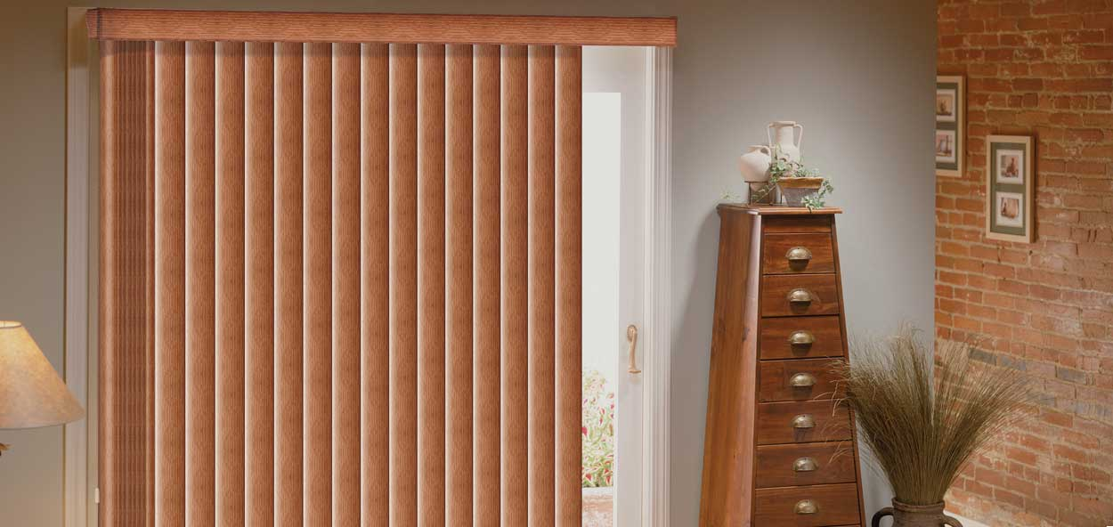 Beauteous Vertical Blind