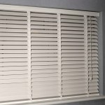 Use this White Wooden Blinds