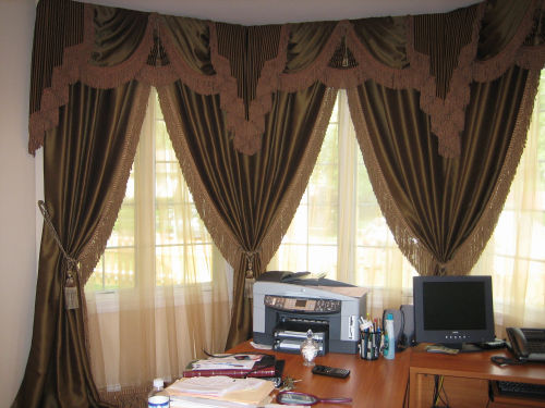 Delightful Window Valance Ideas