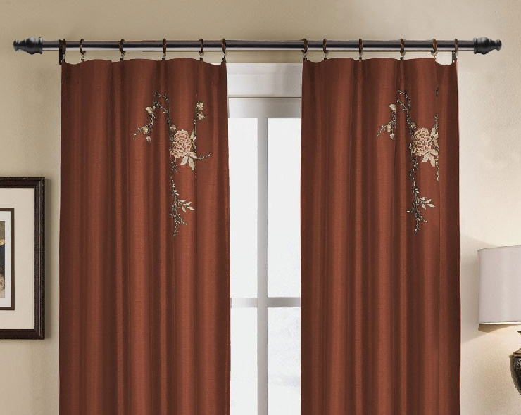 Great Wood Curtain Rods
