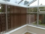 Delicate Wooden Blinds Direct