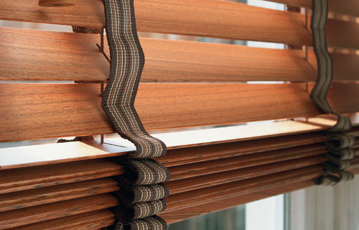 Marvelous Wooden Window Blinds