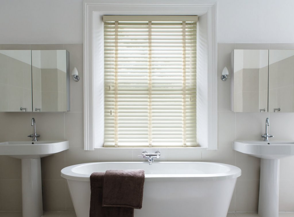 Great Bathroom Blinds